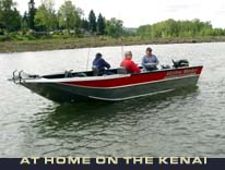 Photo of fishing on the Kenai