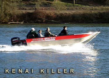 Photo of Motion Marine's Kenai Killer.